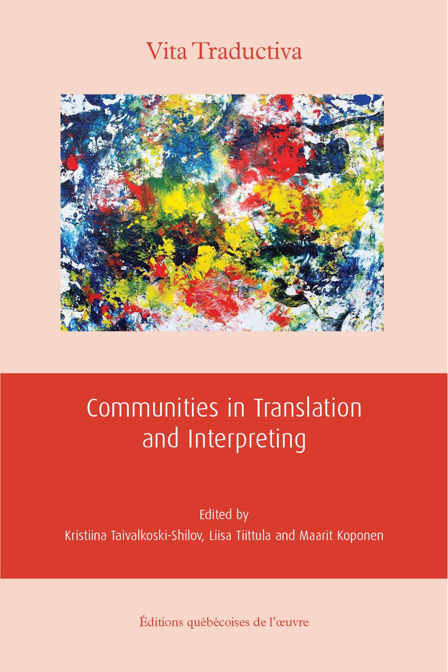 Communities in Translation and Interpreting