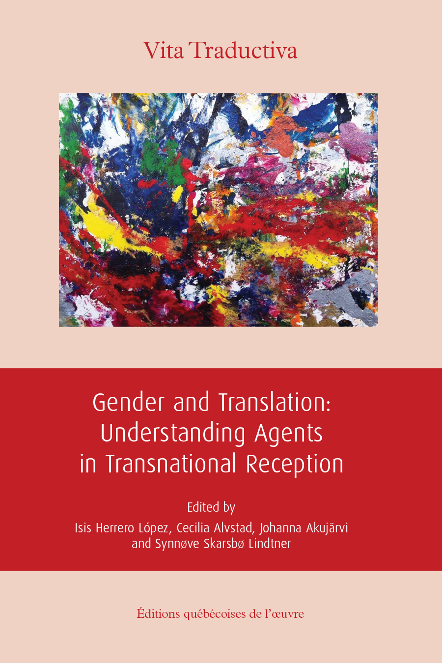 Gender and Translation: Understanding Agents in Transnational Reception